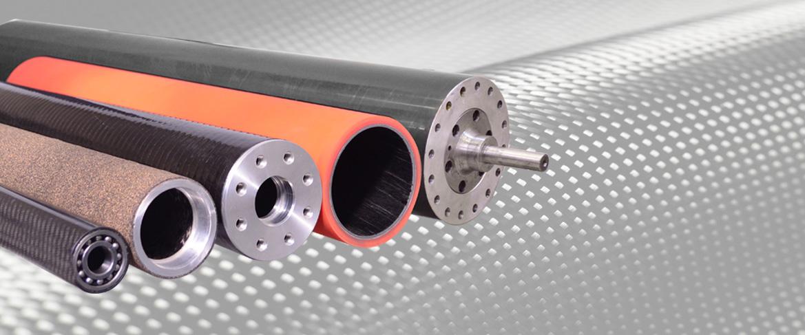 All Carbon Fiber Rollers